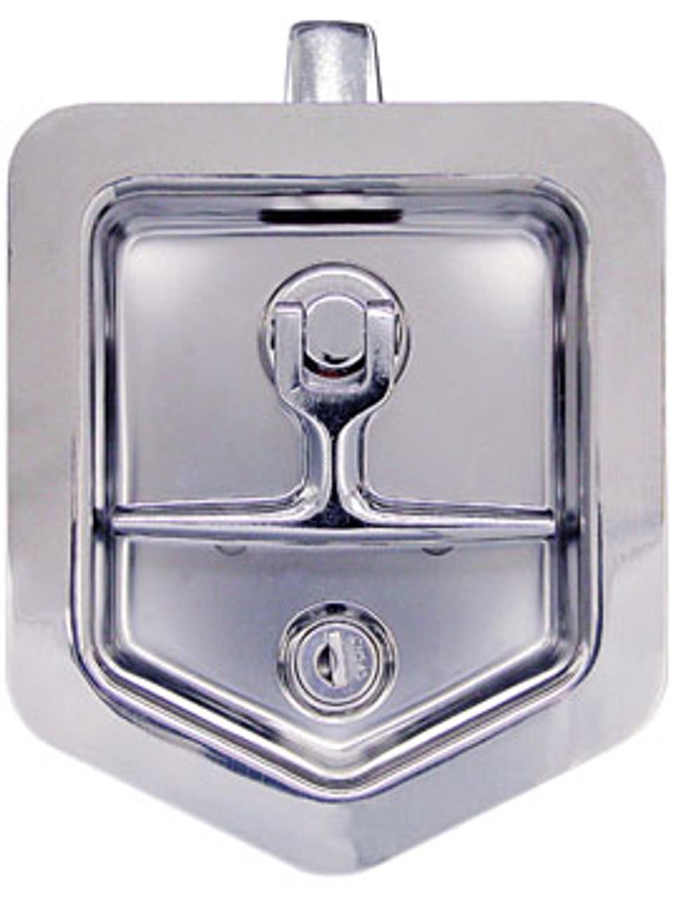 L8816 --- Paddle Latch, Flush Mount T-Handle, Locking