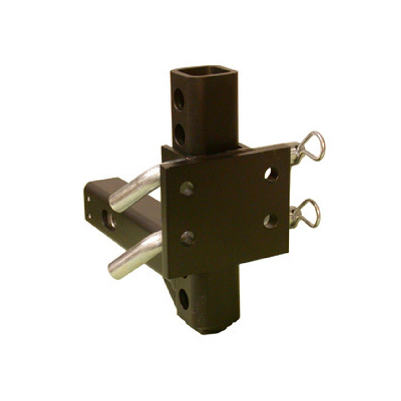 PHA-WD --- Cushioned Weight Distribution Shank to Adjustable Pintle Hook Adapter Kit