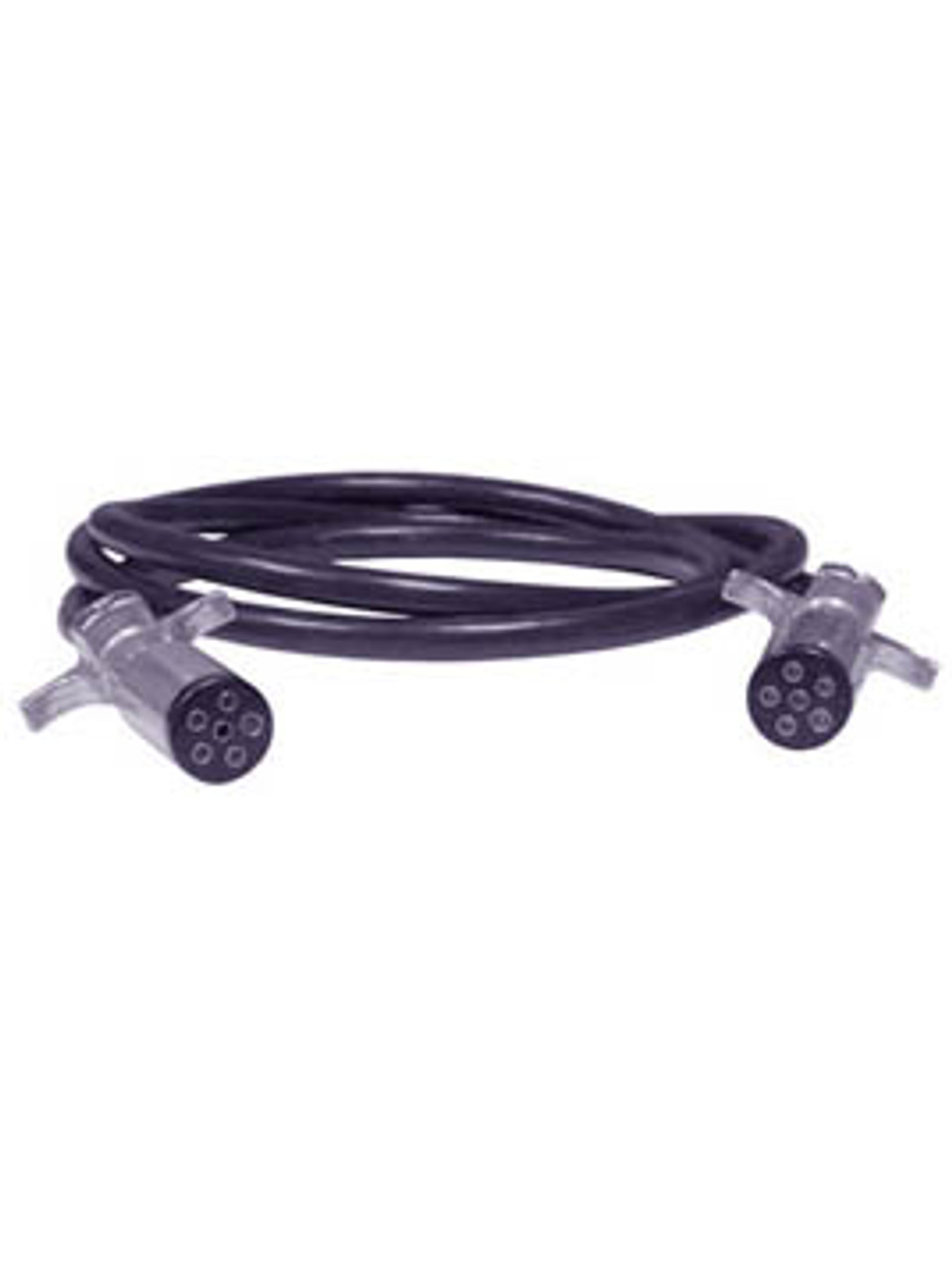 603PW/603P --- 6-Way 5' Straight Electrical Cable