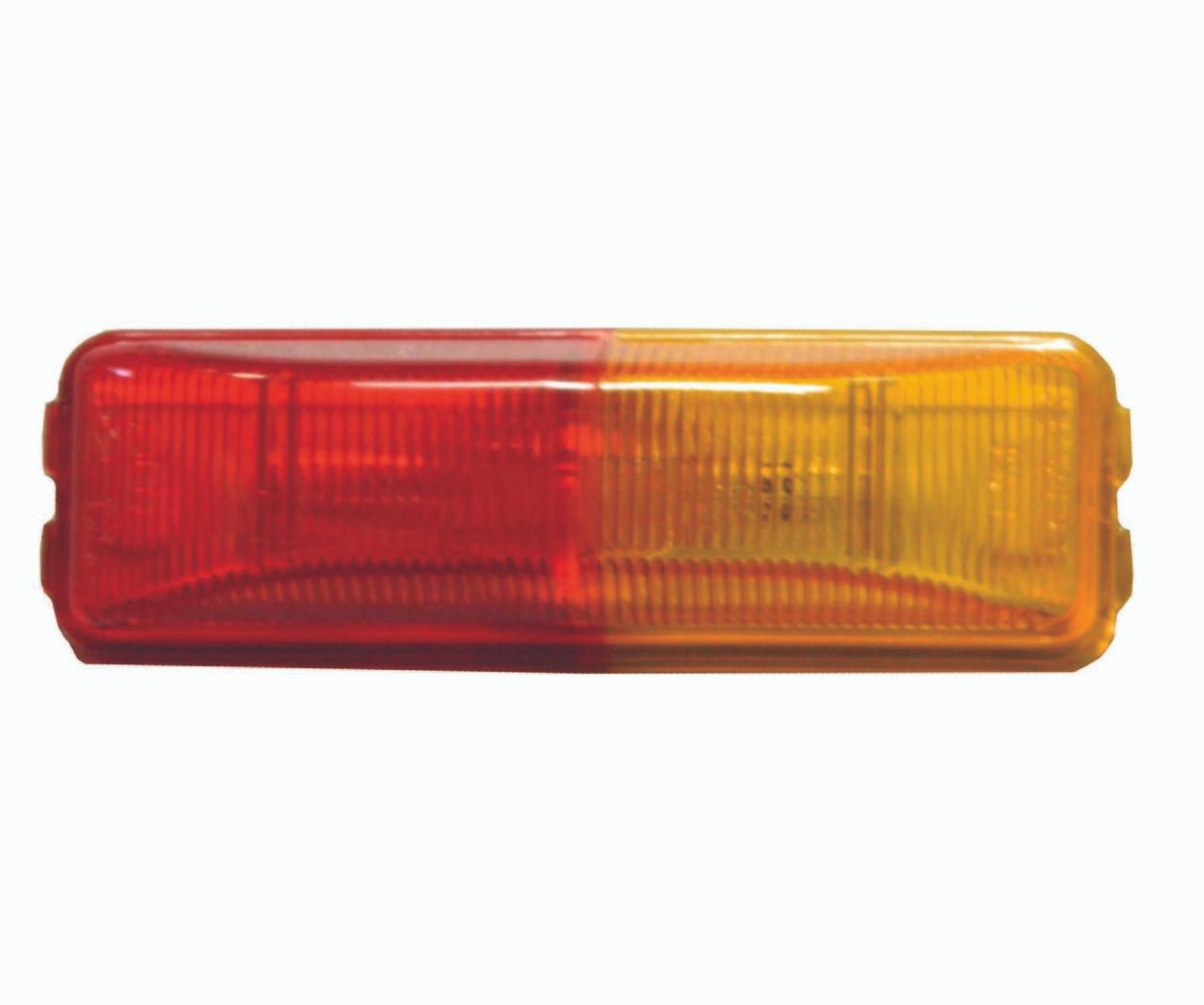 154A-R --- Rectangular Sealed Fender Mount Clearance Light