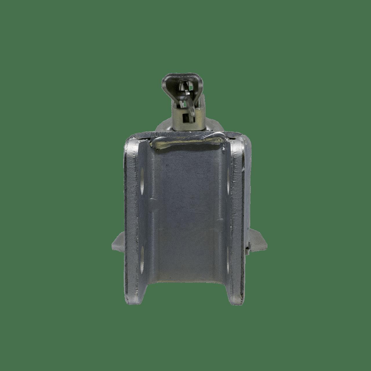 """12688 --- Demco Adjustable Coupler - 10,000 lbs Capacity - 2"""" - Zinc"""