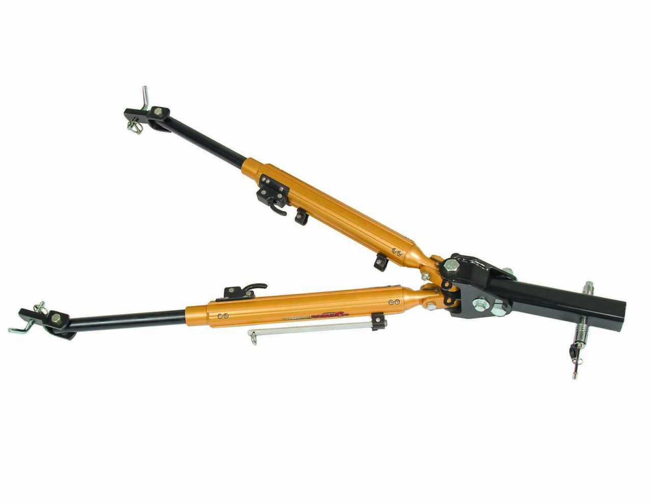 9511008 --- Demco Dominator® 7,500 lb Capacity Tow Bar