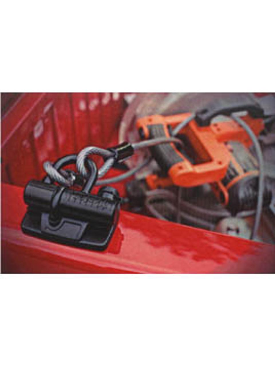 ML8287 --- MasterLock™ Truck Bed Security U-Lock
