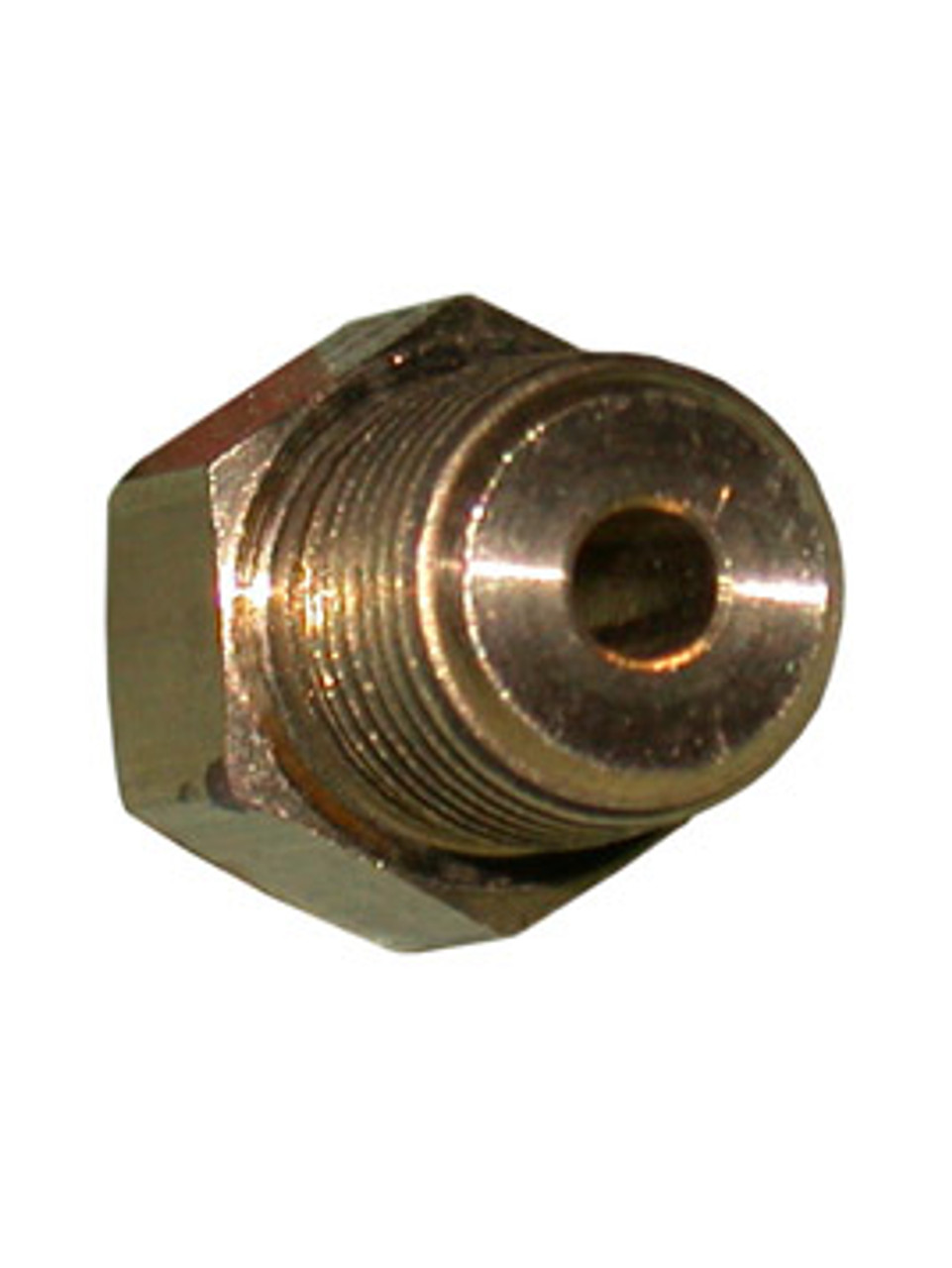 "05679X --- Master Cylinder Connector - 1/8"" Hole"