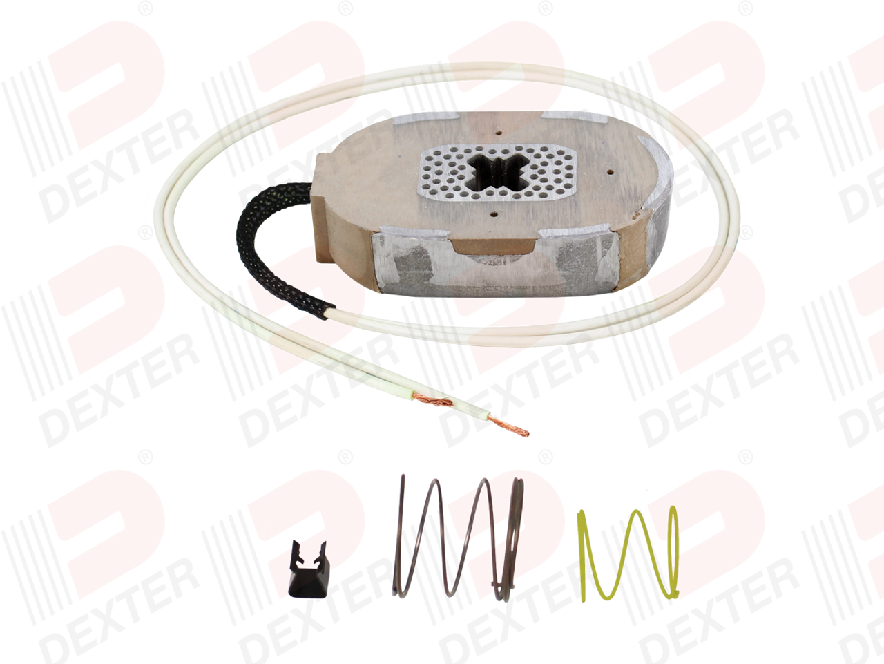 71105 --- Magnet Kit for 5,200 lb or 6,000 lb Capacity Dexter Electric Brake