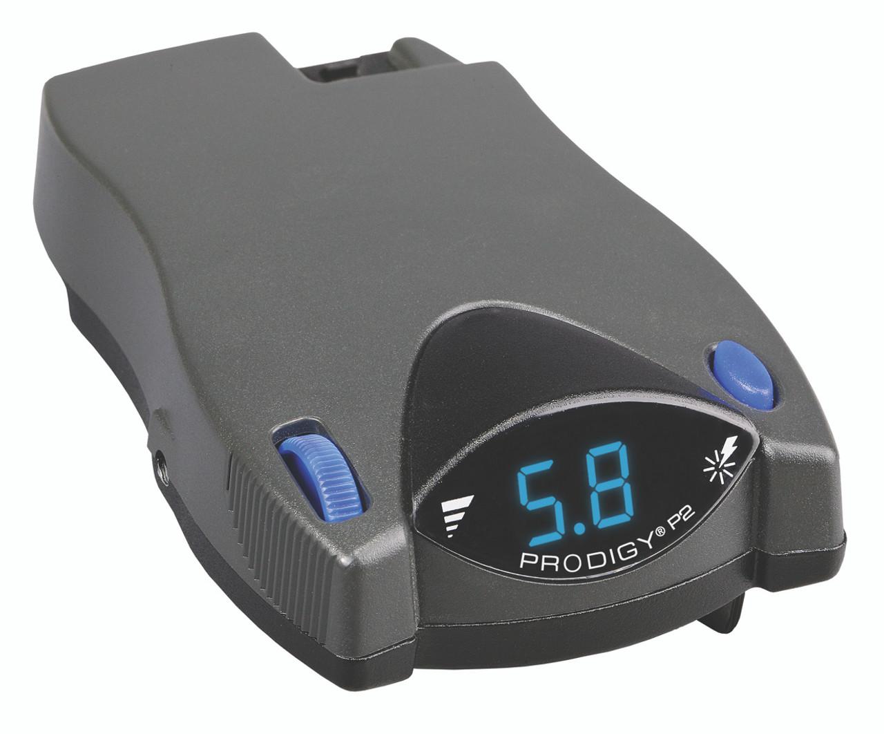 90885 --- Tekonsha Prodigy P2 Proportional Brake Controller - 2, 4, 6 & 8 Brake Systems