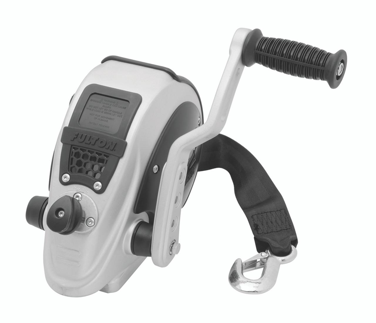 F3200W --- F2™ Two-Speed Trailer Winch