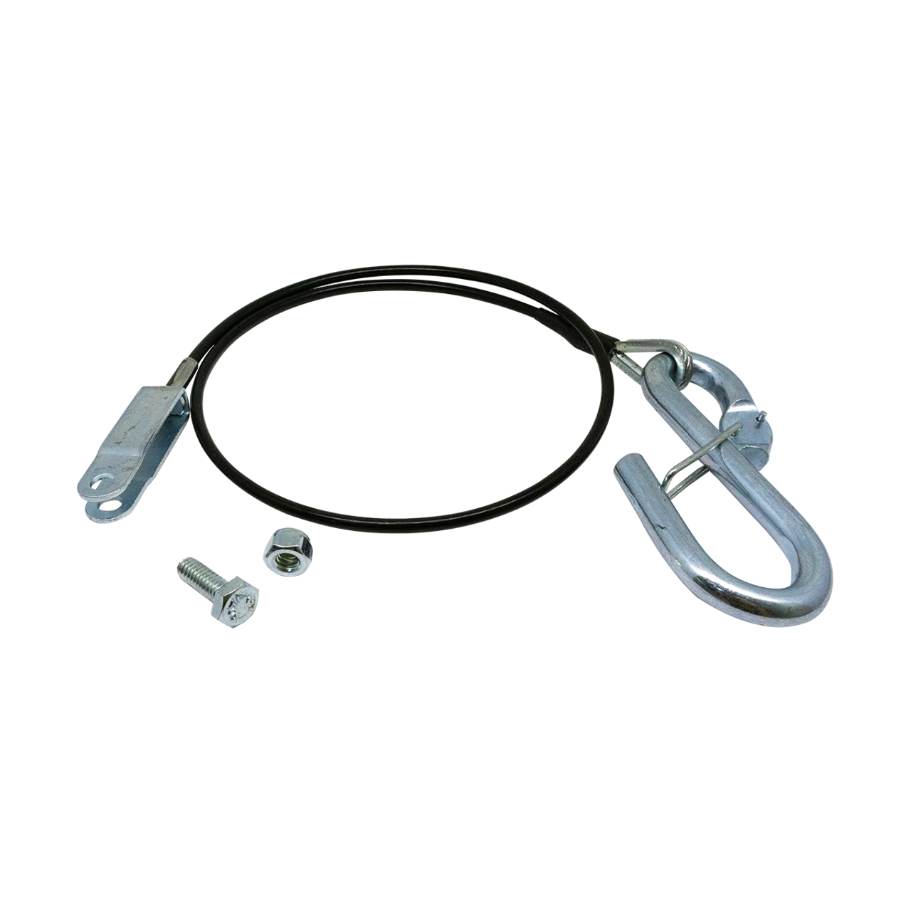 """05408X --- Demco 3/32"""" Cable with Hook"""
