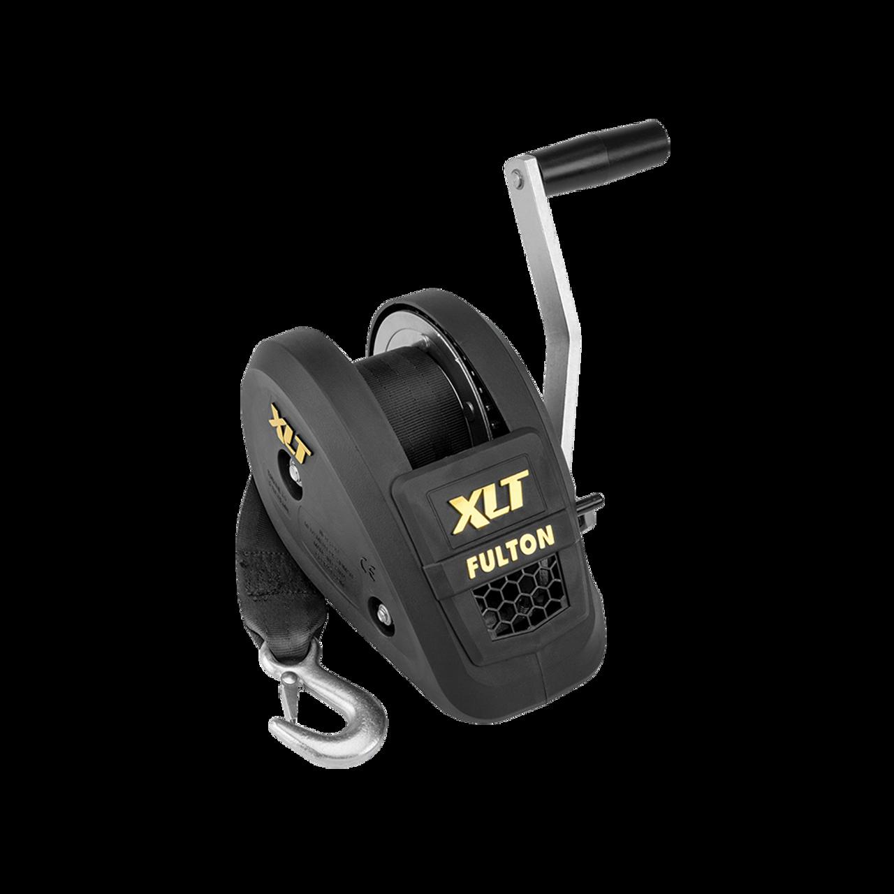 142311 --- Fulton Single Speed Trailer Winch - 1,500 lb Capacity