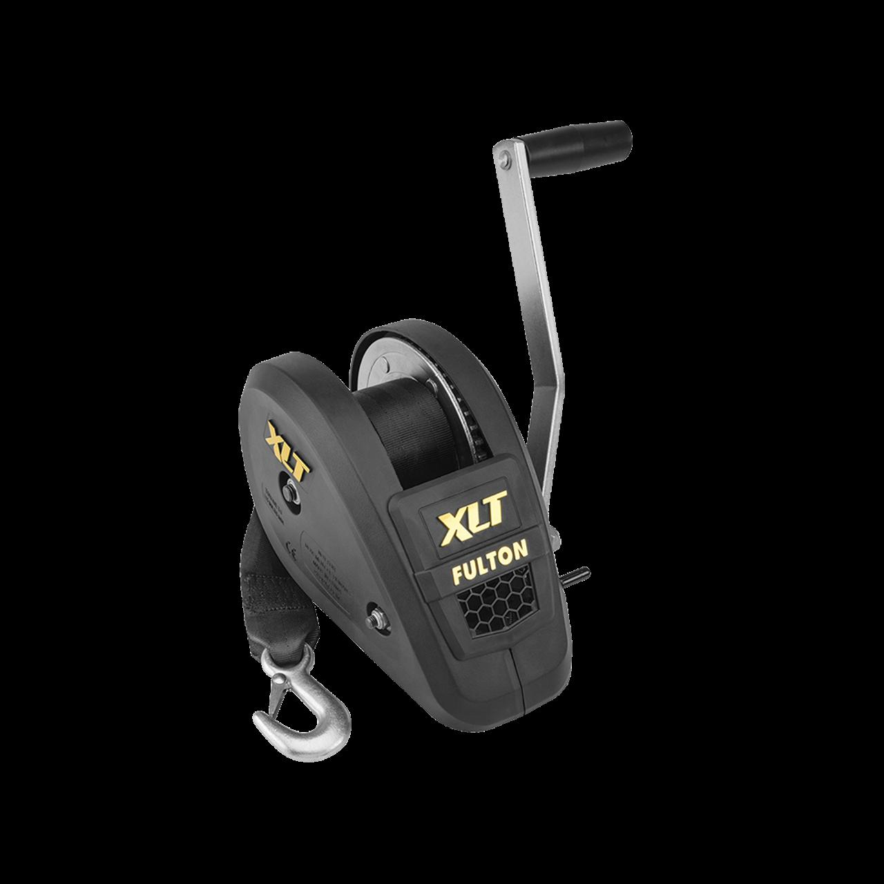 142314 --- Fulton Single Speed Trailer Winch - 1,800 lb Capacity