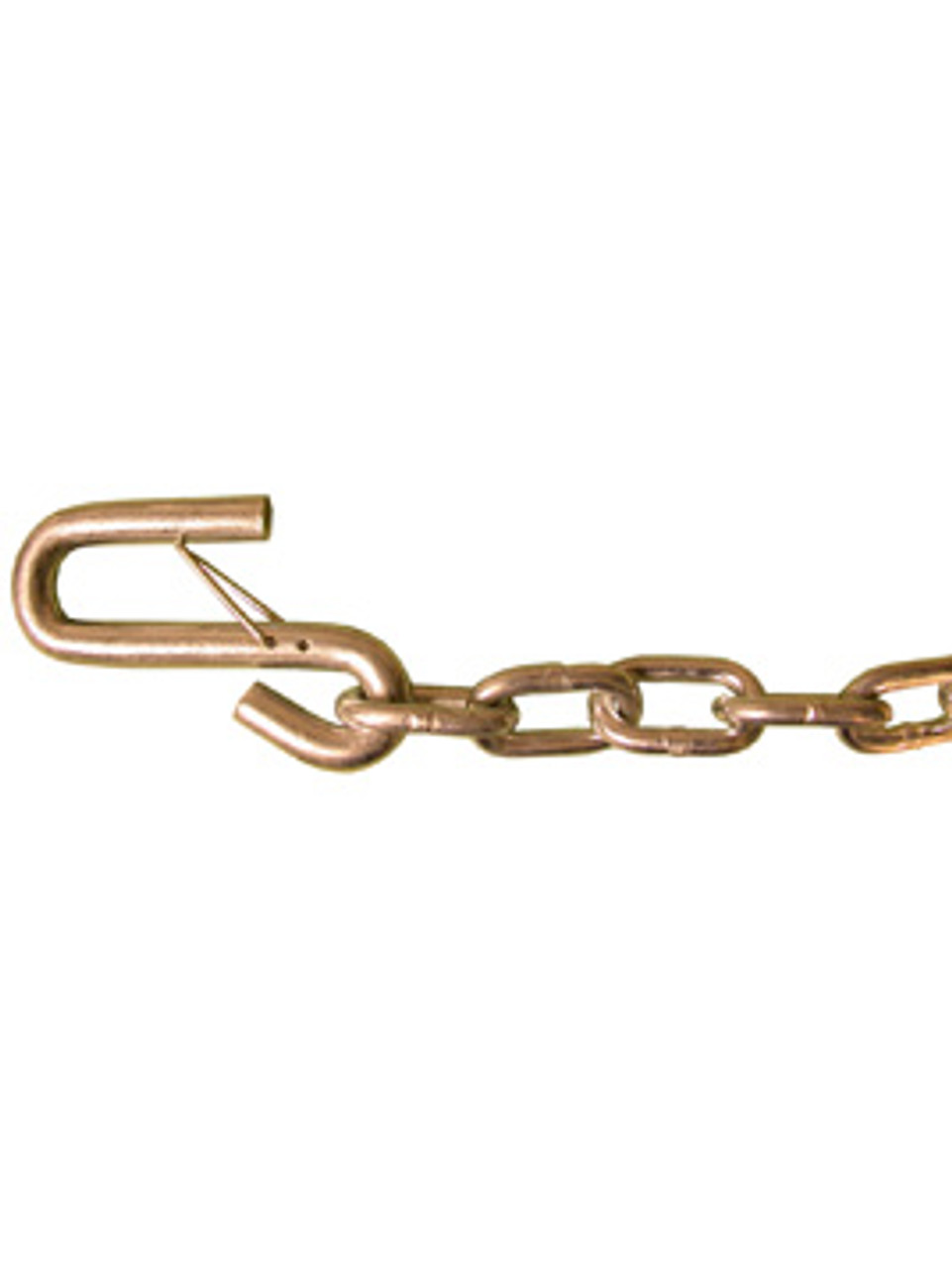 "PSC27716 --- 1/4"" Proof Coil Safety Chain - 27"" Length"