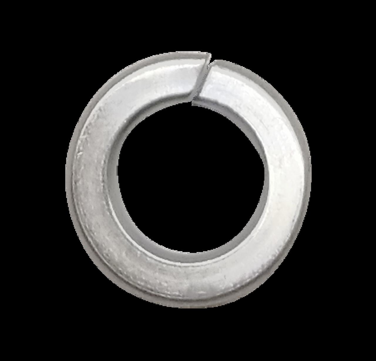 """LW14Z --- Split Lock Washer,  1/4"""""""