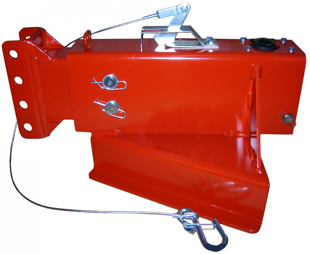 DA10AF --- Demco Hydraulic Brake A-Frame Actuator with Centered Channel - 12,500 lb Capacity - Model DA10