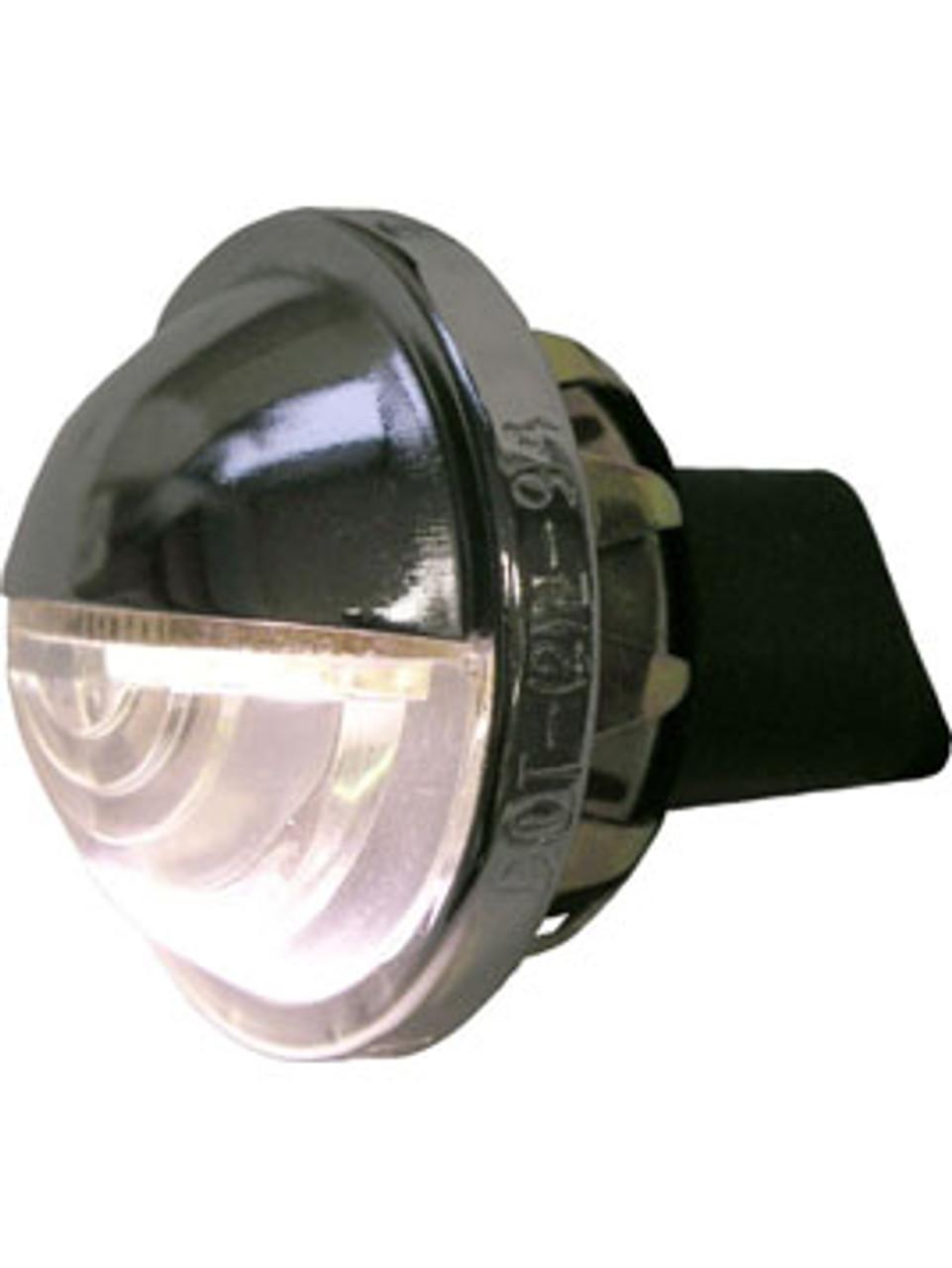 LED298C1 --- LED Chrome License Light