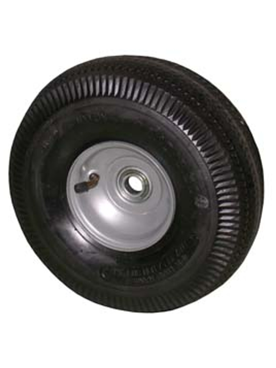 "WT410x350 --- 10"" Replacement Pneumatic Wheel & Tire"