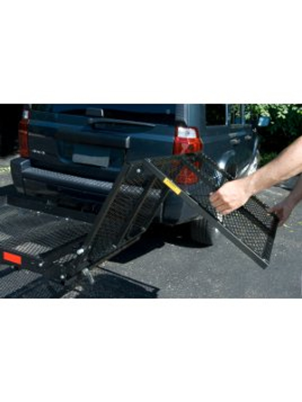 """1040200 --- Solo Utility Carrier Accessory Ramp, 44"""" x 30"""""""