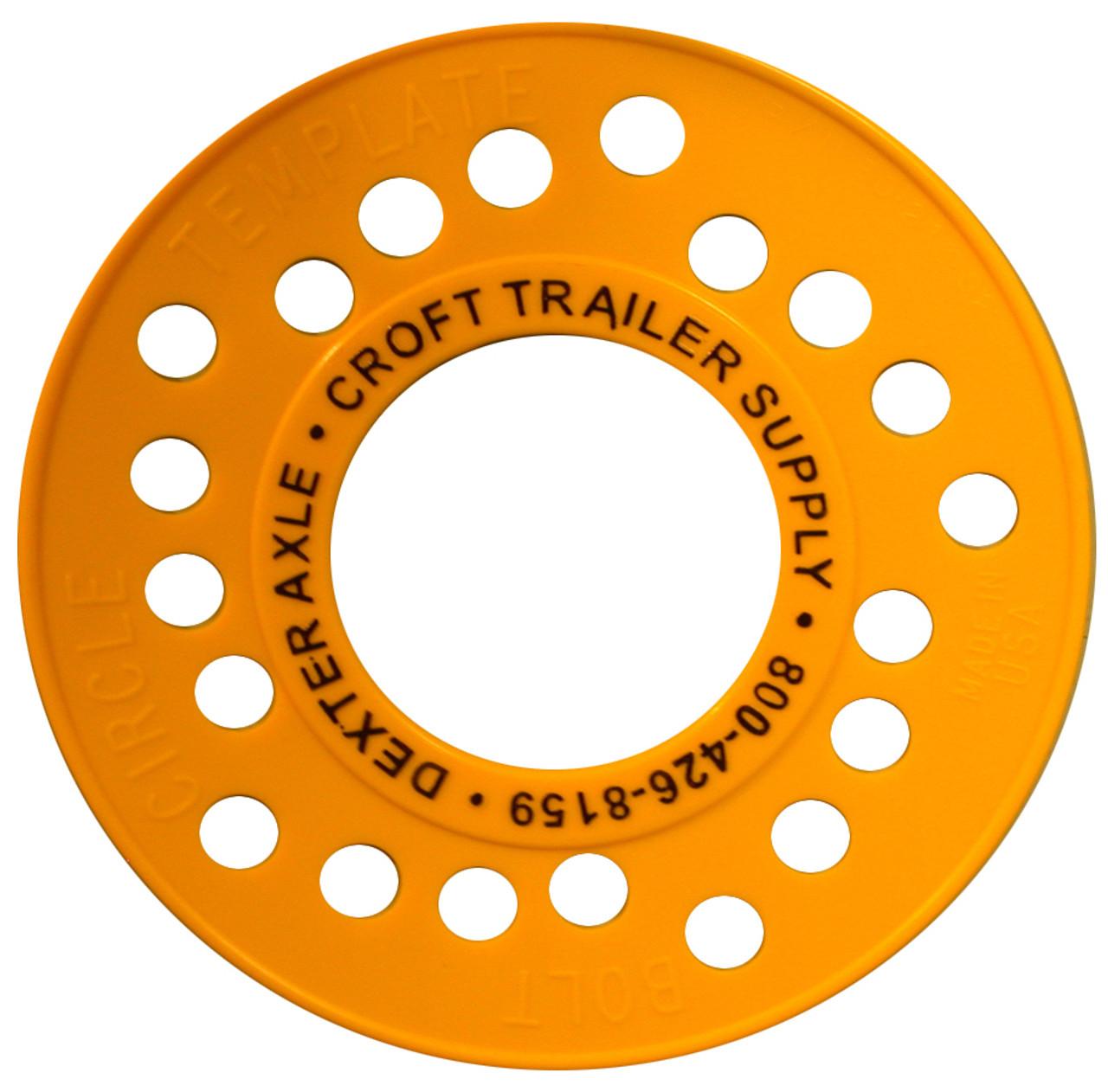 BHC5 --- Croft Wheel Bolt Circle Template