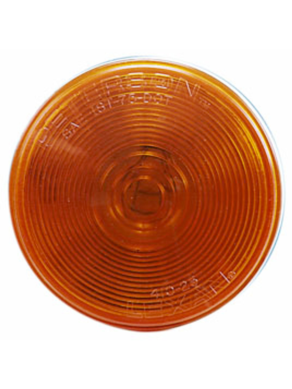 """426A --- Round 4"""" Sealed Tail Light - Amber"""