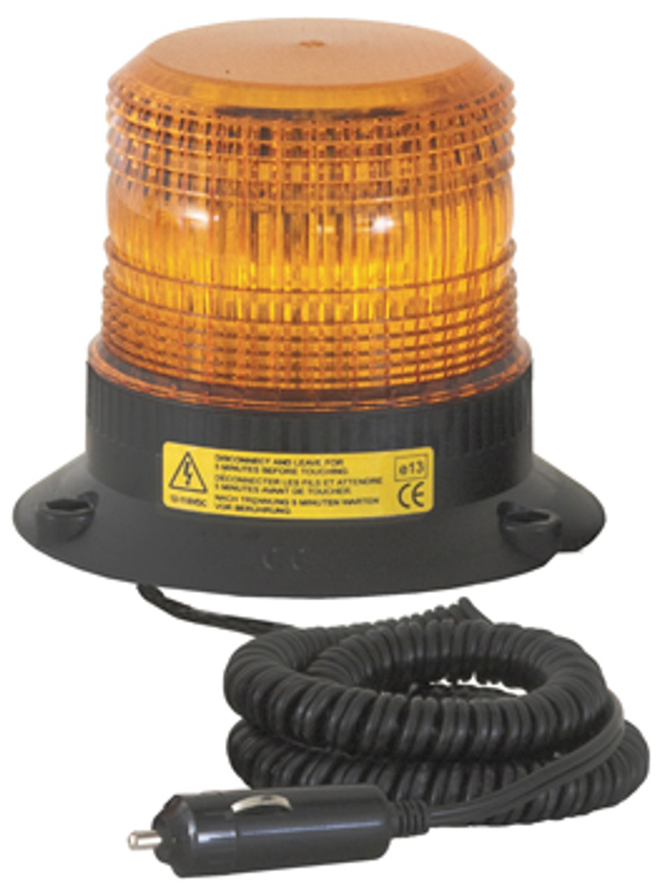 SL650A --- Magnetic Strobe Warning Light - 12-110v