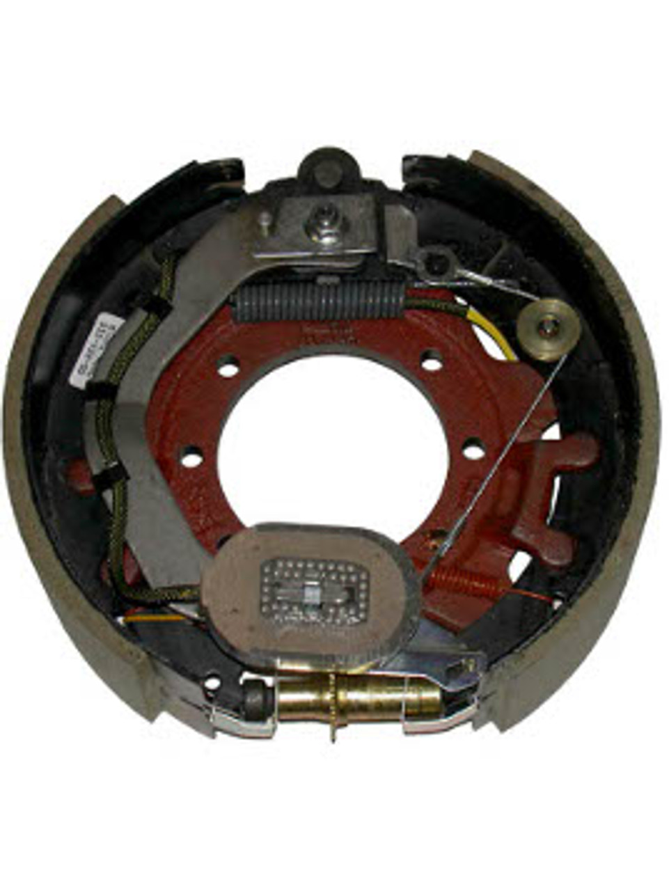 "23-450 --- 12-1/4"" Electric Brake - Left Hand Assembly - 10K GD"