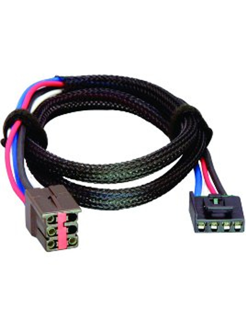 3035 --- Tekonsha & Draw-Tite Brake Control Dual Plug Wiring Harness
