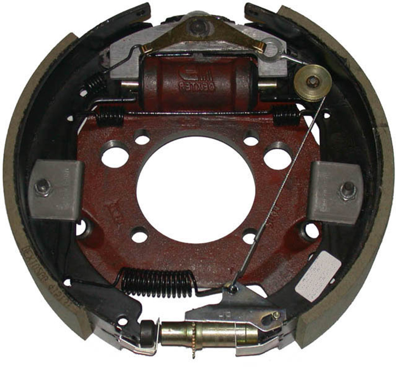 "23-138 --- 12-1/4"" Hydraulic Brake - Left Hand Assembly - 8k"