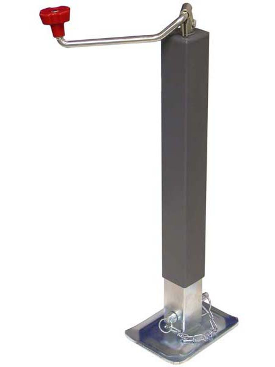 190704 --- BULLDOG Drop Leg Topwind Trailer Jack - 5,000 lb