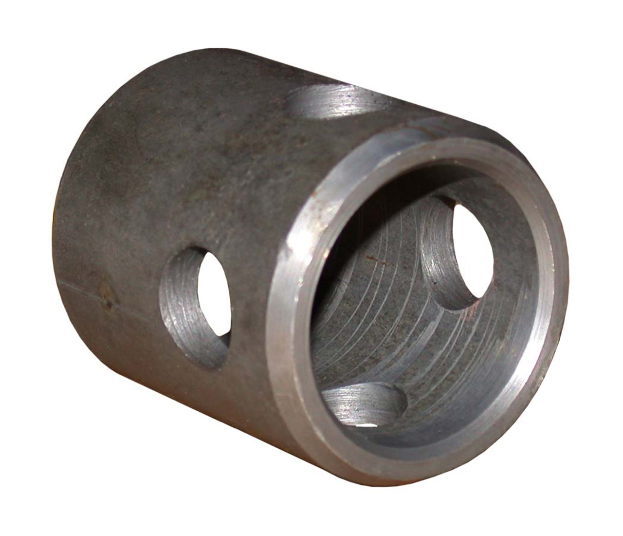 """81271 --- Replacement Round Weld On Mounting Tube - 5/8"""" Pin Hole"""