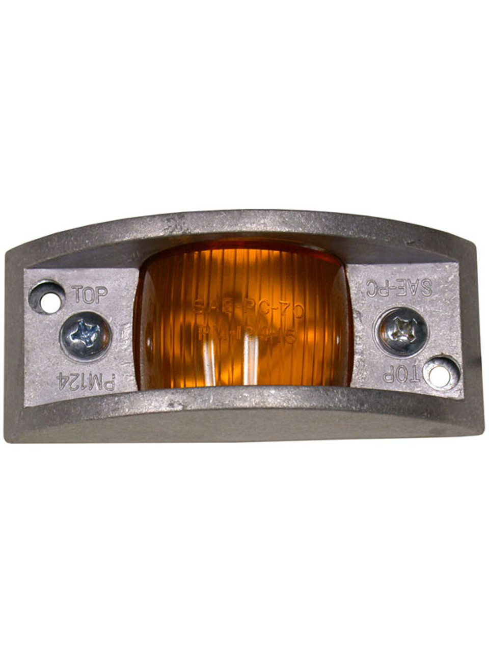 124A --- Rectangular Clearance/Side Marker Light