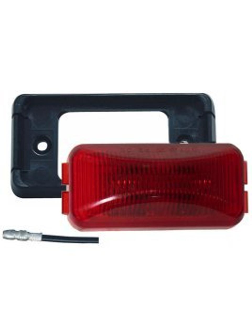 150KR-B --- Rectangular Sealed Clearance/Side Marker Light Kit