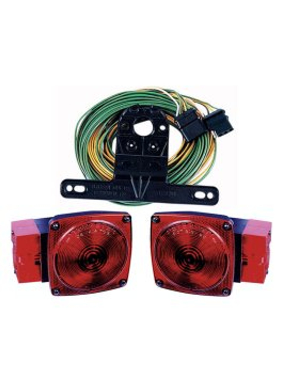 "544 --- Submersible Rear Trailer Light Kit - For Over 80"" Wide Trailers"