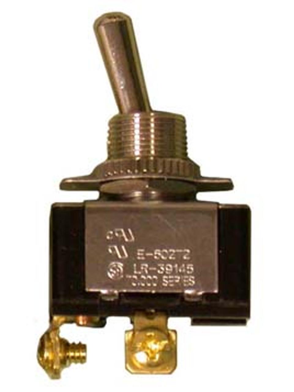 571 --- Medium Duty Toggle Switch