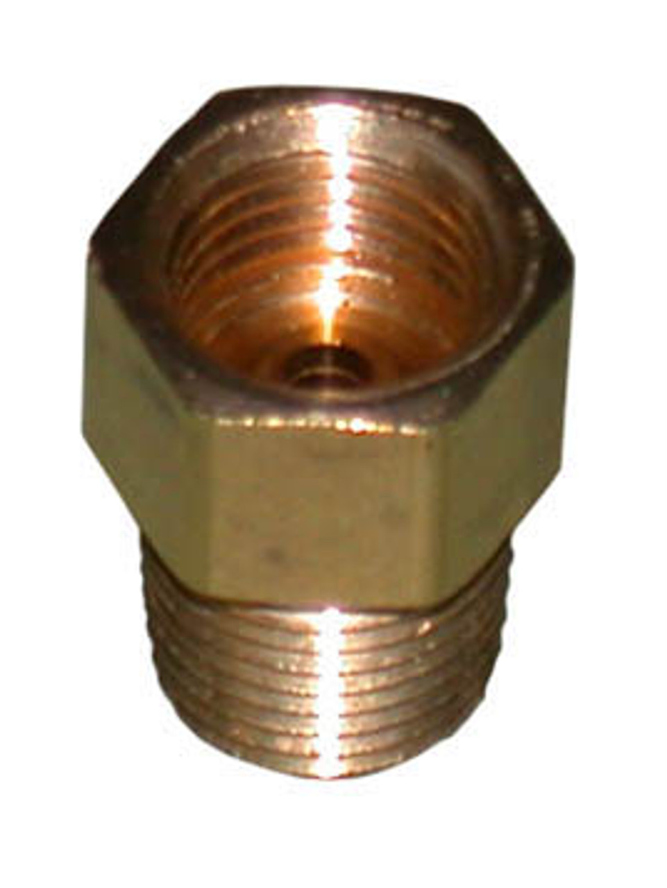 """12098 --- Master Cylinder Connector - 1/64"""" orfice"""