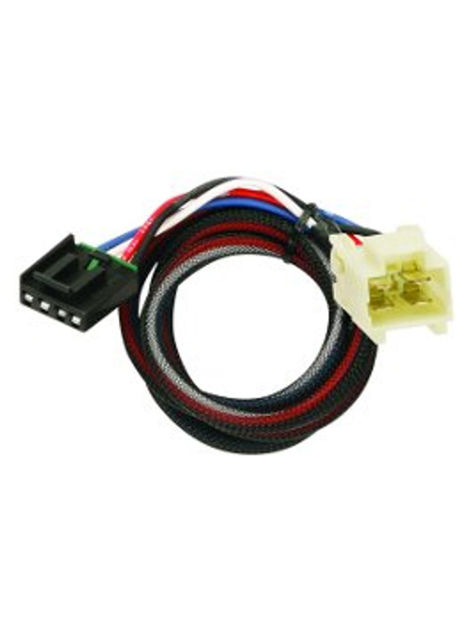 3032 --- Tekonsha & Draw-Tite Brake Control Dual Plug Wiring Harness