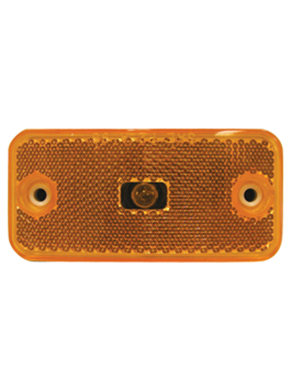 2548A --- Rectangular Clearance/Side Marker Light with Reflector