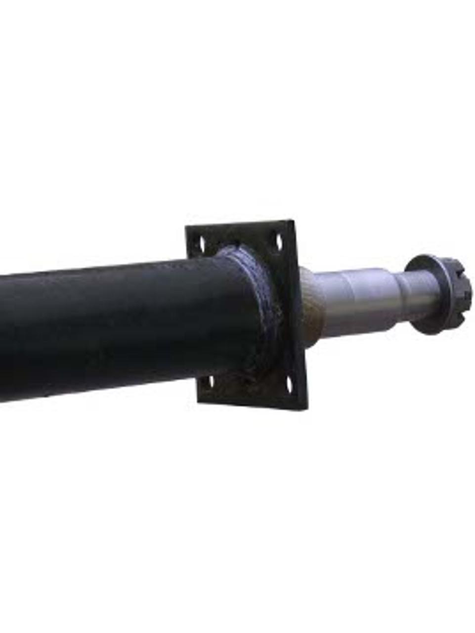 "RT3595-84FS --- 2-3/8"" Round Dexter Straight Axles  - 3,500 lb Capacity - 95"" Hub Face"