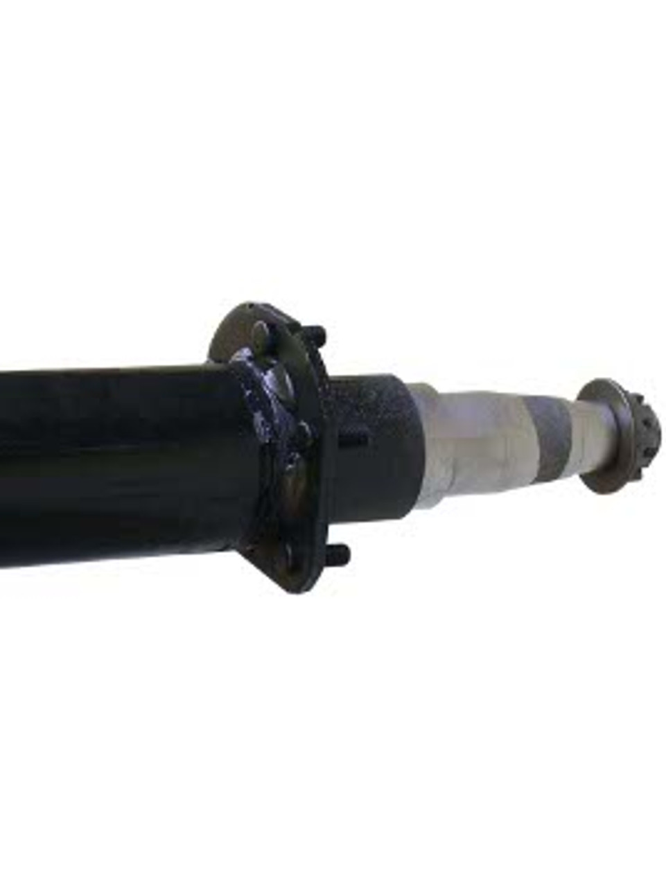 """RT6087-42FC --- 3"""" Cambered Round Dexter Straight Axle  - 6,000/7,000 lb Capacity - 87"""" Hub Face"""
