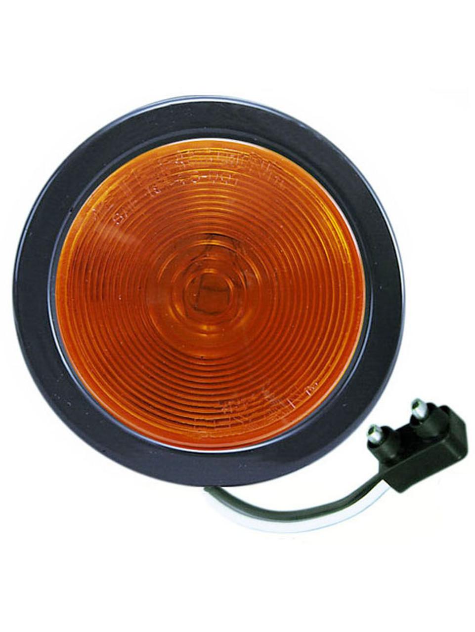 "LED143KA --- Round 2-1/2"" Sealed LED Clearance/Side Marker Light Kit - 3 Diodes"