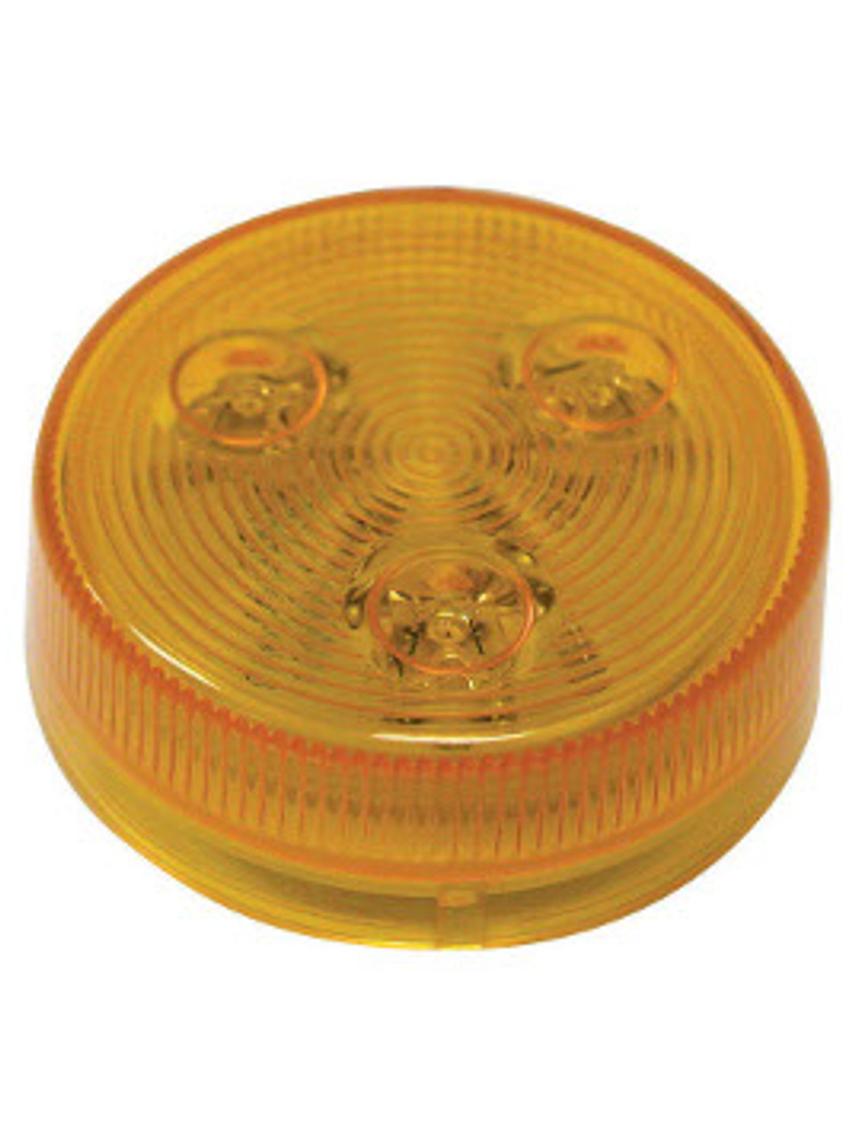 """LED146A4 --- Round 2"""" Sealed LED Clearance/Side Marker Light - 3 Diodes"""