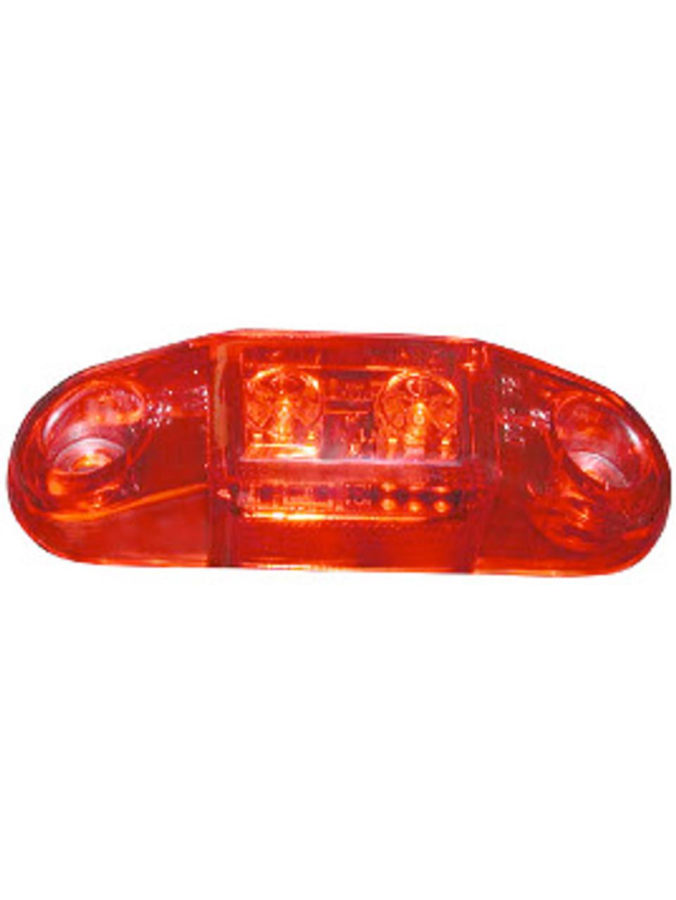 LED168R2 --- Peterson Piranha® Slim-Line Mini LED Clearance/Side Marker