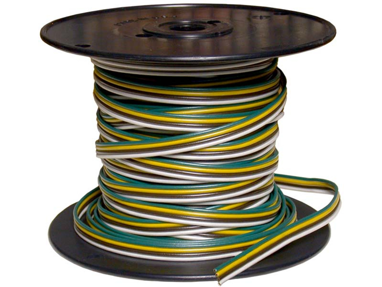 P4181 --- Parallel Trailer Cable, 4 Wire, 18 Gauge