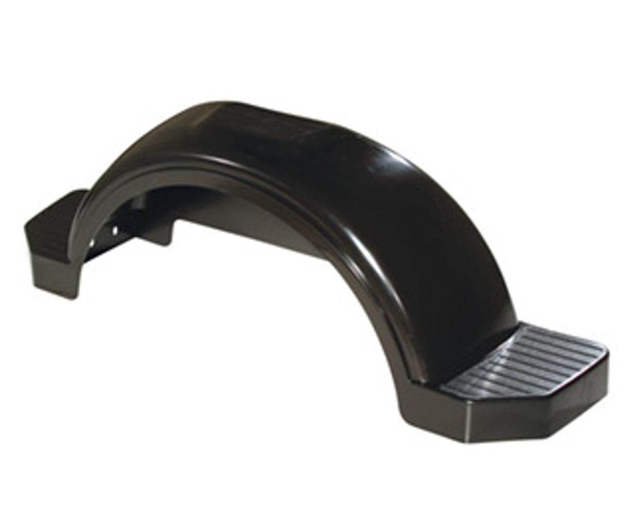 "PF8584 --- Fulton Plastic Fender - 14"" Tire Size - Black"