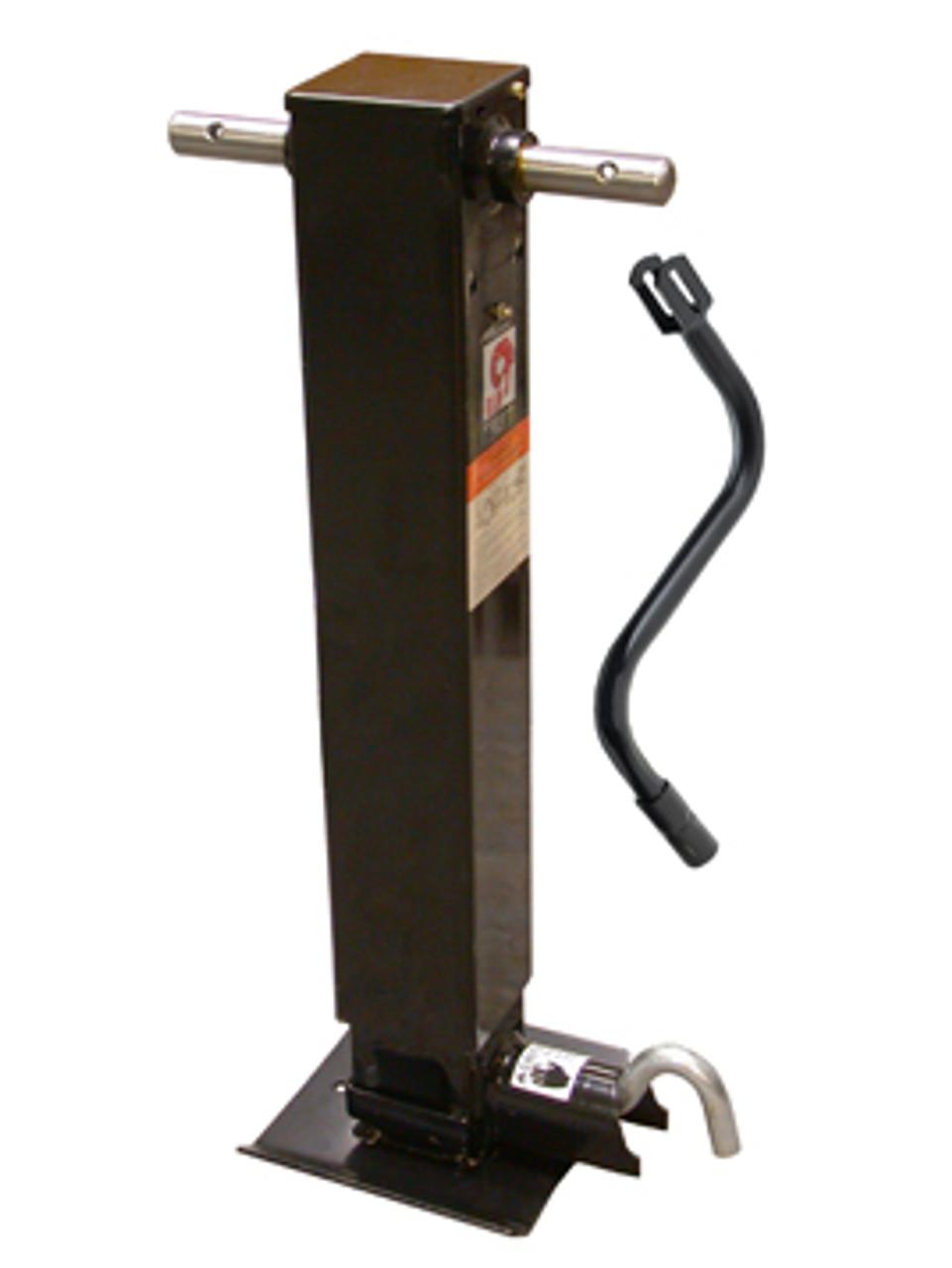RAM182400SL --- RAM Drop Leg Sidewind Trailer Jack - 10,000 lb