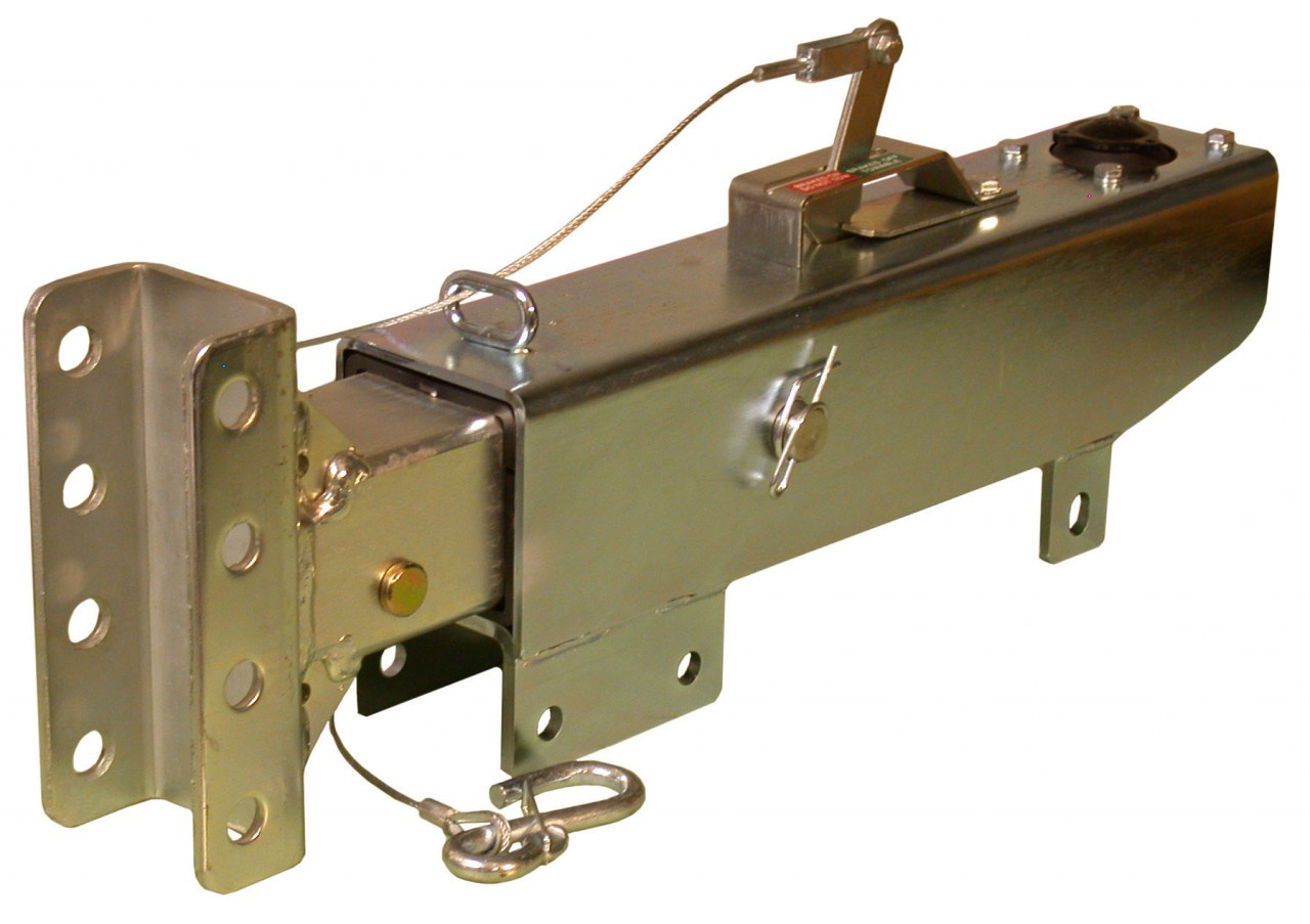DA7095BZ --- Demco Hydraulic Brake Actuator with Centered Channel - 8,000 lb Capacity - Model DA91