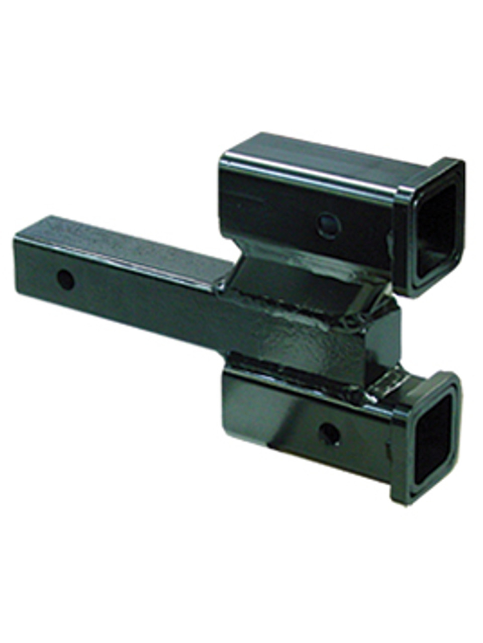 "077-4 --- Dual Hitch Receiver - 4"" Drop"