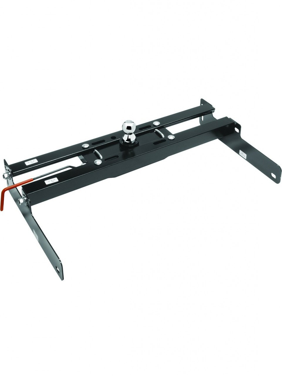 9475-37 --- BULLDOG 30K Under-Bed Gooseneck, 2004-2014 Ford