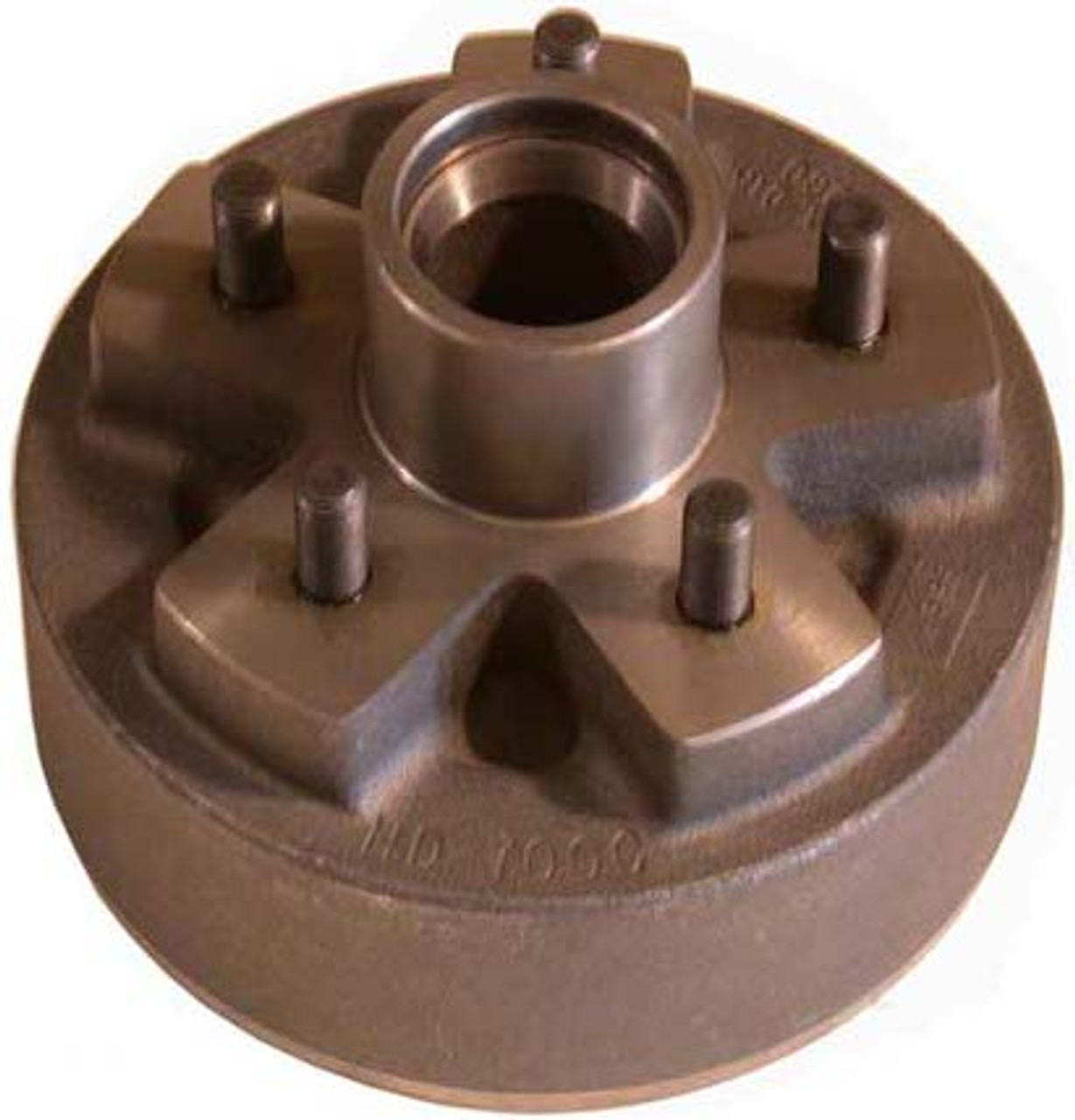 """BT545HDE --- 5 on 4-1/2"""" Hub and Drum for 7"""" Electric Brake"""