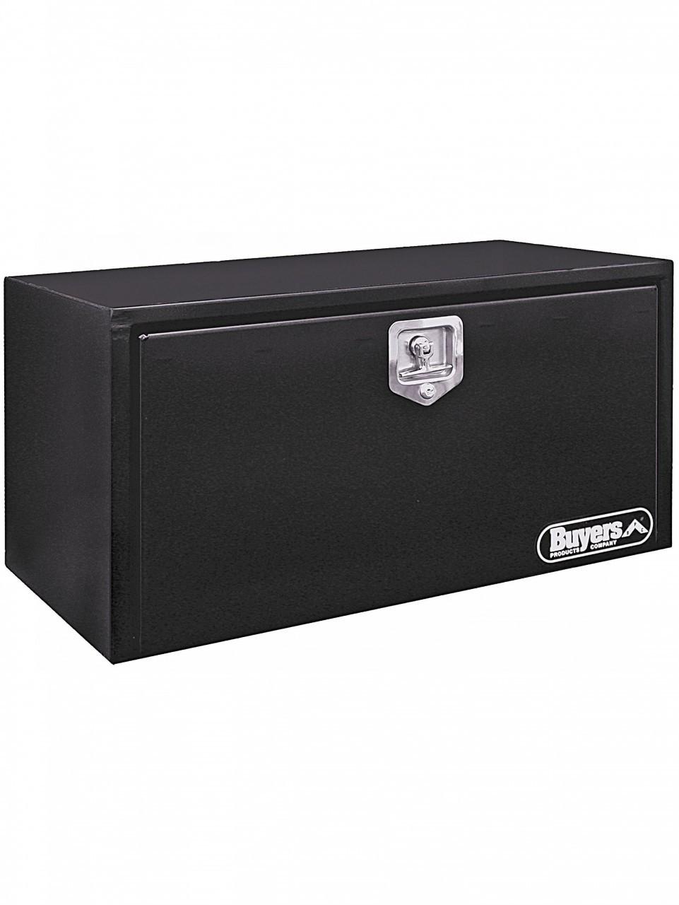 "UTBS36-B --- Underbody Tool Box -  Steel 18""x18""x36"""