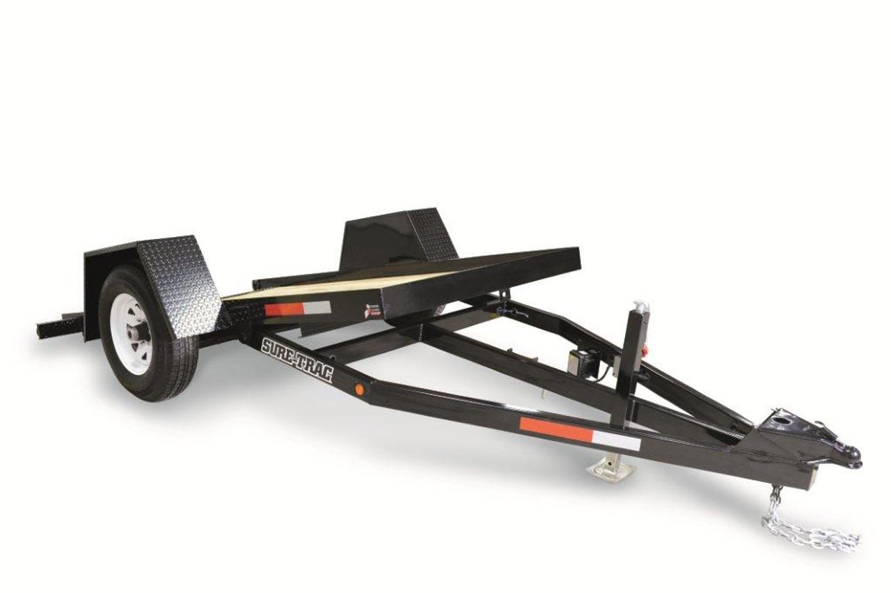 CT6012TSA4EL --- 6' x 12' Pan Tilt-Bed with Electric Brakes