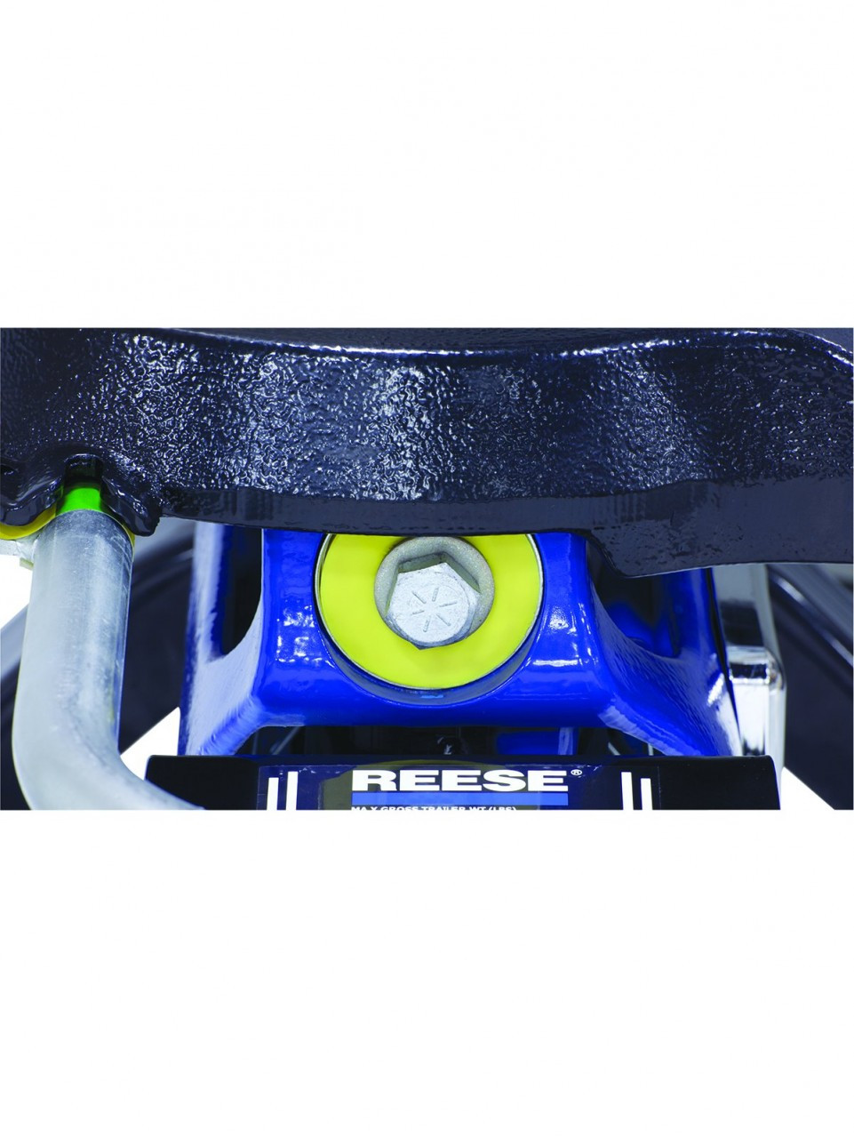 30869 --- Reese R16 Fifth Wheel Hitch with Round Slider